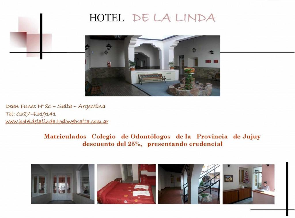 Hotel de la Linda - Salta