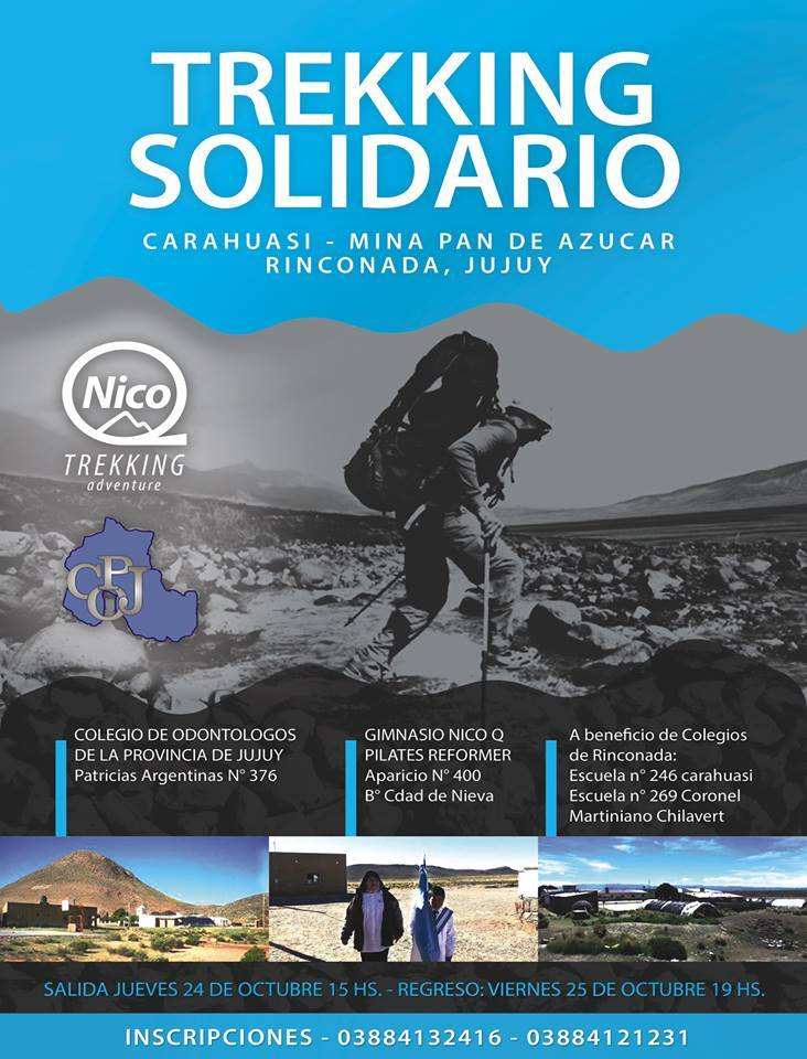 trekking solidario